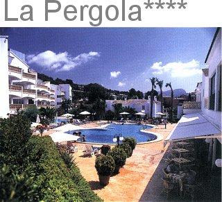 Aparthotel la pergola puerto de andraitx mallorca for La pergola palma