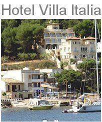 Villa Italia Port Andratx Restaurant